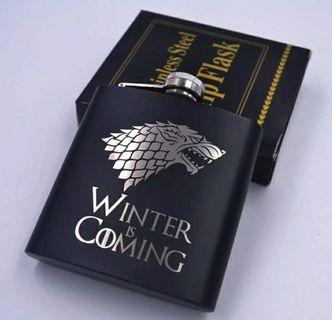 Game of Thrones 6oz hip flask
