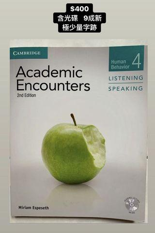Academic Encounters 2nd edition