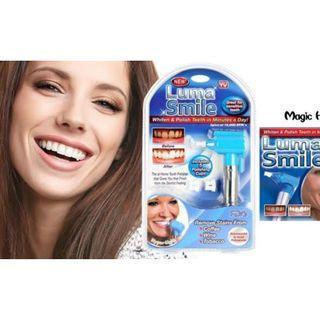 Luma Smile Tooth Polish kit