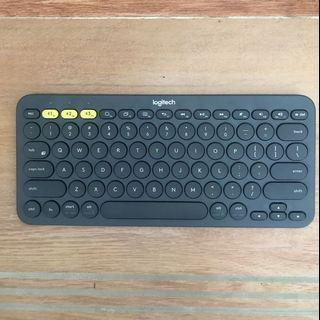 Keyboard Logitech Bluetooth k380