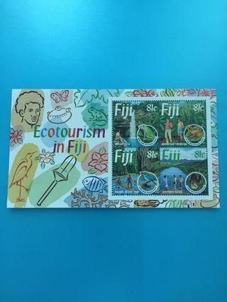 外國郵票—菲濟生態遊
