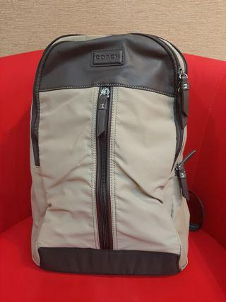 AUTH. COACH BAGPACK