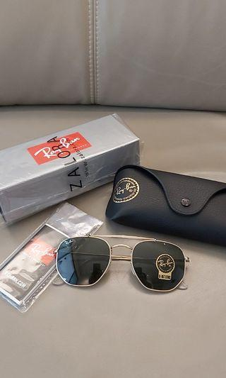 🚚 SALE!!! 66% OFF -- Rayban limited edition aviator rb3648 <retail price $275>