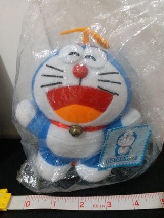 叮噹 多啦A 夢 Doraemon 帶竹蜻蜓 公仔 一隻