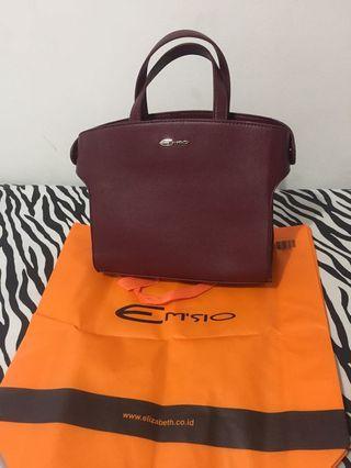 emsio by elizabeth bag new