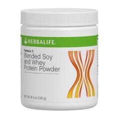 Herbalife whey protein