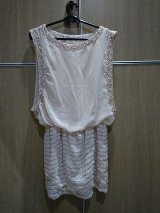 Craem dress