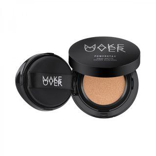 [NEW] #SociollaCarousell MAKE OVER POWERSTAY DEMI-MATTE COVER CUSHION SHADE #N10-MARBLE