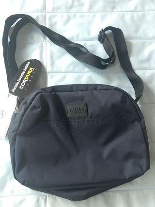 Aigle輕量休閒/旅行斜孭袋