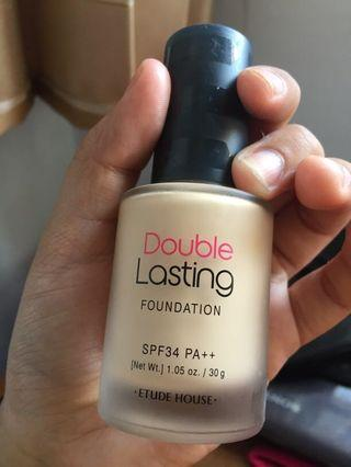 Double lasting foundation original Etude house