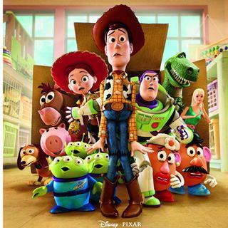 反斗奇兵3 (Toy Story 3) 電影大海報