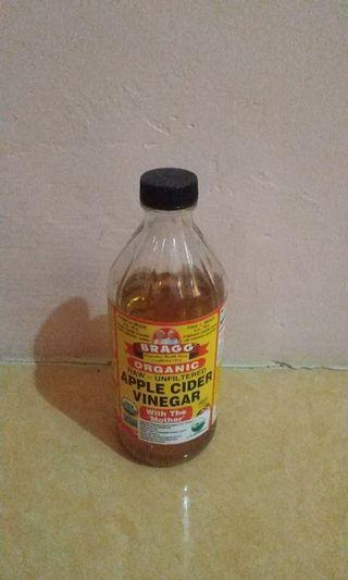 Bragg Apple Cider Vinegar with The Mother (unfiltered)