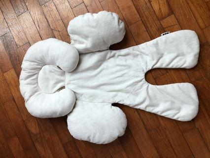 🚚 Baby Head Support or pillow cushion for stroller