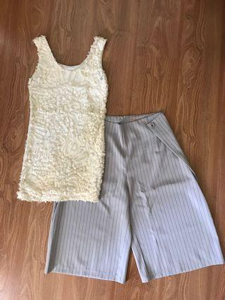 Bundle Tank Top and Bottom
