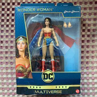 DC Multiverse: Lynda Carter Wonder Woman (Premium Signature Collection)