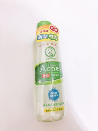 🚚 曼秀雷敦Acenes抗痘粉狀粉刺調理水150ml