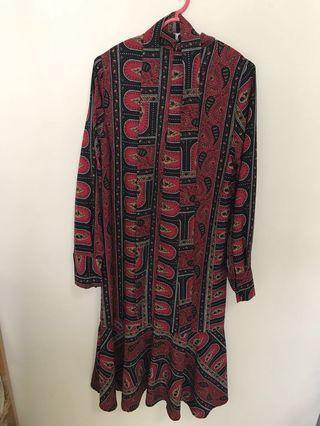 Long Dress  / Maxi Dress (Vintage Design)