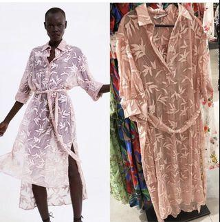 NEW ZARA Lace dress