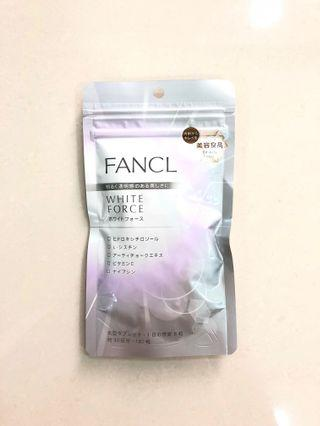 FANCL - WHITE FORCE (180 tablets)