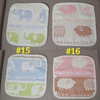 BB防咬巾  28款可選  $10/套(2條),2套或以上包平郵