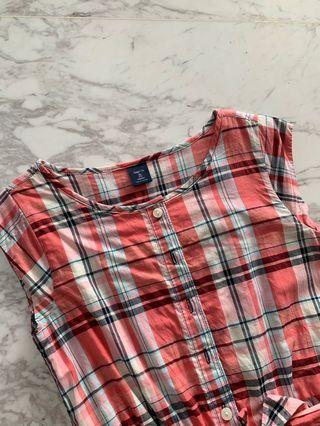 🚚 GAP KIDS Checkered Dress