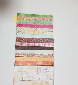 Pattern Card Stock