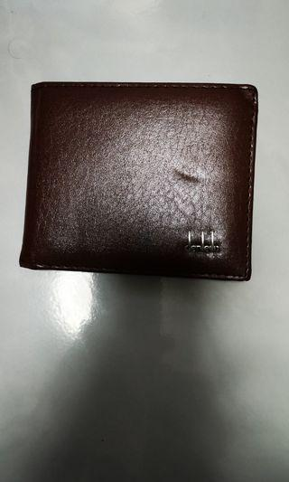 Men's wallet (synthetic leather wallet)