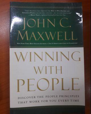 John Maxwell Winning with People