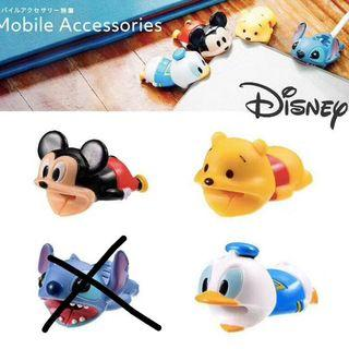 CABLE BITE FOR IPHONE DISNEY & SANRIO CHARACTERS