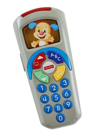 Fisher Price TV Remote Control Toy (Pink / Blue). Phone Handphone. Baby Toddler Favourite . Great as Children's Gifts, Birthday Present