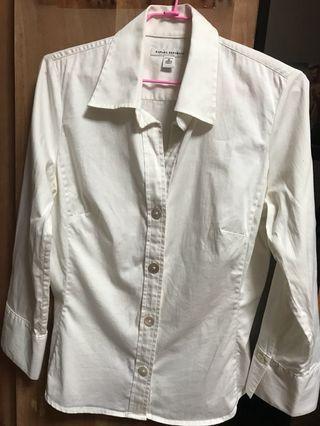 白襯衫/女