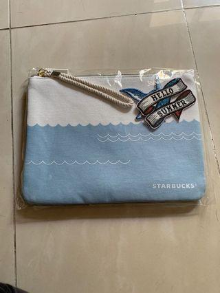 Starbucks new summer pouch