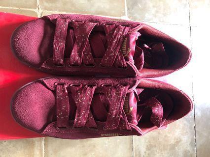 Sepatu Puma Soft Foam (nego)