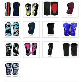 [PO] Pro Combat Compression Tights Wear Knee Guard Knee Pad Arm Band