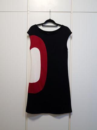 🚚 Multi-coloured dress