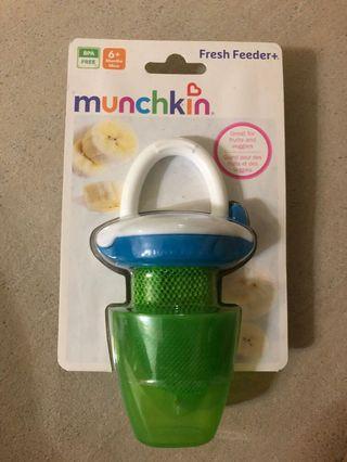 Munchkin Fresh Feeder+ 咬咬樂