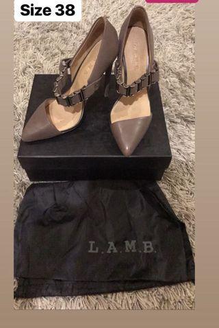 L.A.M.B shoes original