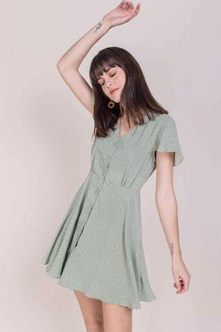 TTR Pris Button Down Dress