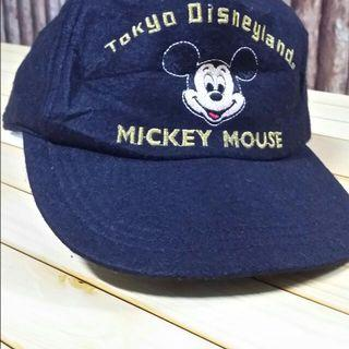 Vintage Cap Mickey Mouse Japan