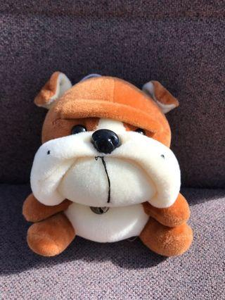 Bulldog Soft Plush Toy