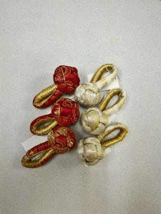 Napkin Rings (6pc)