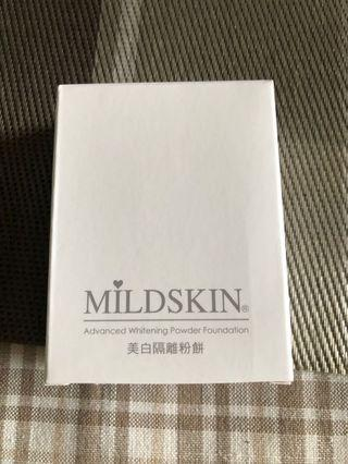 MildSkin美白粉餅