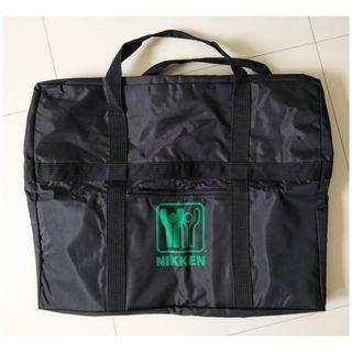 Mint Condition Black Nikken BIG bag