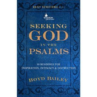 [PO] ✝️ Seeking God in the Psalms
