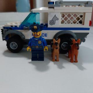 🚚 Lego Police K-9 Unit