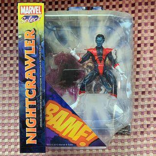 Marvel Select: X-Men Nightcrawler