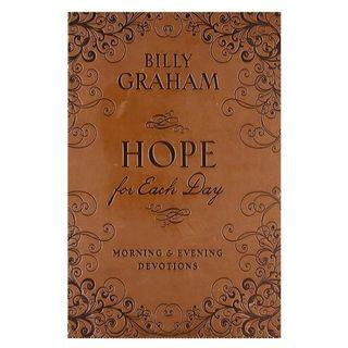 [PO] ✝️ Billy Graham: Hope for Each Day Morning and Evening Devotions