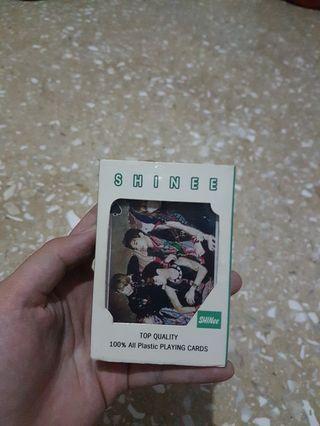 SHINEE Playing Cards #maugopay