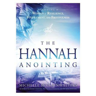 [PO] ✝️ The Hannah Anointing: Becoming a Woman of Resilience, Fulfillment, and Fruitfulness