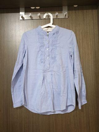 Almost new Zara Women's Shirt Blue